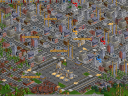 Screen z gry OpenTTD