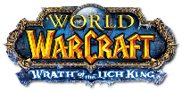 Logo gry World of Warcraft: Wrath of the Lich King
