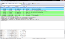 Screen z programu Wireshark
